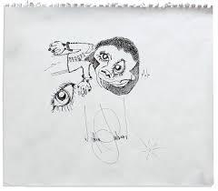 lot detail michael jackson self portrait sketch drawn u0026 signed