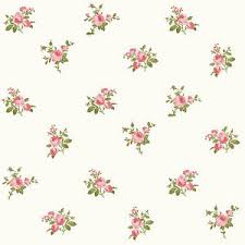 Shabby Chic Wallpapers by Luxury Shabby Chic Vintage Pink Floral Bouquet Roses On Cream