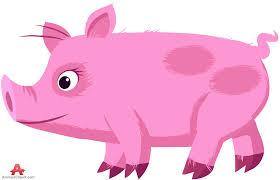 cartoon pig clip art free vector download 2 clipartix