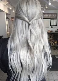 silver hair 85 silver hair color ideas and tips for dyeing maintaining your