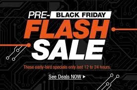 newegg black friday sales newegg pre black friday flash sale 12 to 24 hour early bird
