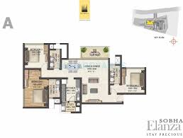 sobha elanza in kothrud pune project overview unit plans