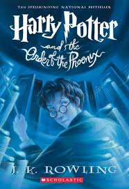 scholastic the first thanksgiving harry potter and the order of the phoenix by j k rowling