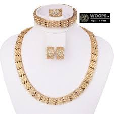 gold necklace types images 5 perfect types of gold plated jewellery for bride woops jpg