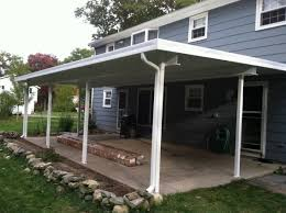 aluminum patio roof u2013 john the roofer co