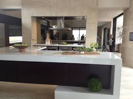 design latest great kitchen designs brown wooden island elegant