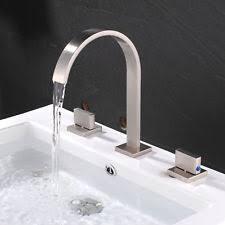 waterfall faucet ebay