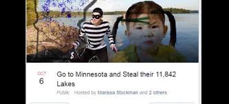 Memes Facebook - let s enjoy these weird facebook memes about stealing minnesota s
