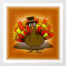 turkey prints society6
