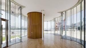 Glass Pavilion New Shanghai Pavilion By Schmidt Hammer Lassen Looks Like A Cloud