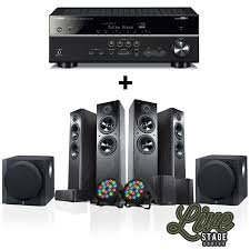 yamaha home theater new yamaha livestage 7300 7 2ch home theatre system from bing