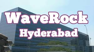 waverock buliding hyderabad apple development office for maps