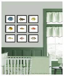 Fish Nursery Decor Fish Nursery Decor Thenurseries