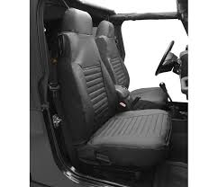seat covers jeep wrangler front seat cover bestop
