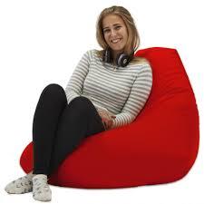furniture home giant beanbag chair huge 7 size memory foam