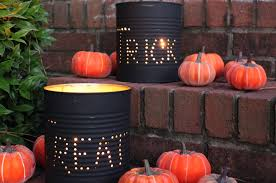 do it yourself halloween tin can luminaries tutorial jolly mom