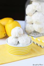 Spoonful Of Comfort Reviews Lemon Tea Cookies Spoonful Of Flavor