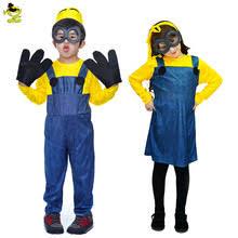 Minion Costumes Halloween Popular Minion Costume Buy Cheap Minion Costume Lots