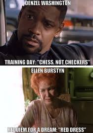 Training Day Meme - the best acted movie scenes of all time