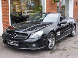 used mercedes sl63 amg for sale used 2009 09 mercedes sl sl63 amg 6 2v8 for sale in