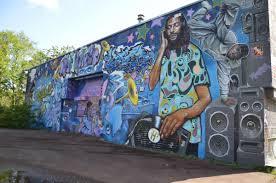free images road wall color graffiti totem pole painting road street urban wall symbol artistic