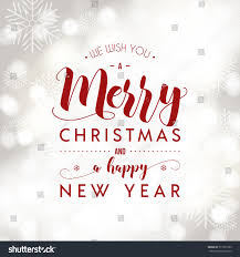 merry christmas modern merry christmas happy new year greeting stock vector 511672795