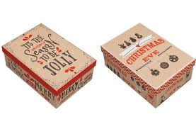 where can i buy christmas boxes parents will poundland s new christmas boxes gazette live