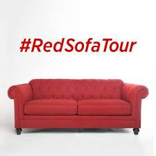 sofa tour sofa tour raises awareness for disease stroke ta