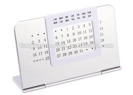 Desk Agenda Plastic Desk Calendar Plastic Desk Calendar Suppliers And