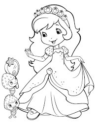 Disney Princess Halloween Coloring Pages by Dazzling Strawberry Shortcake Halloween Coloring Pages 1 Stunning