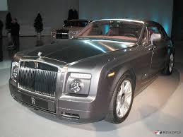 chrysler phantom chariot of the gods the rolls royce phantom coupé