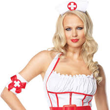 leg avenue naughty nurse costume extra large ebay