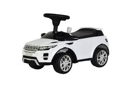 land rover range rover white range rover evoque licensed manual ride on model 348 white