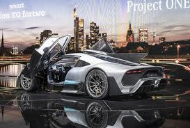 bmw i vision dynamics mercedes amg project one land rover