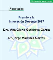 guia de la universidad veracruzana 2017 premio a la innovación docente 2017 secretaría académica