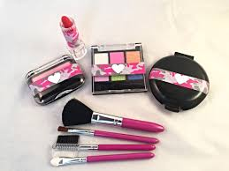 pretend makeup toys for toddlers by lipstickandbowties on etsy