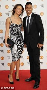 Nani announces engagement to Daniela Martins | Mail Online - article-0-12BEE2AE000005DC-990_224x423
