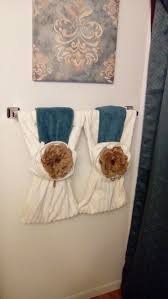 Bathroom Towel Decorating Ideas Best 25 Folding Bath Towels Ideas On Pinterest Folding Bathroom