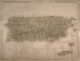 Puerto Rico Island Map by Do Puerto Ricans Really Count As American Citizens