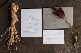 wedding invitations and wedding stationery hand printed just for you
