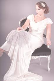 get a 1920 u0027s and art deco inspired vintage chic bridal look