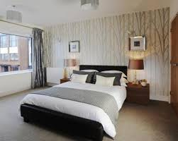 Plain Bedroom Decor Ideas Feature Wall S With Design - Feature wall bedroom ideas