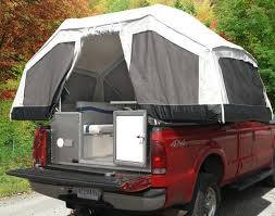how to turn your truck into a sleeping place
