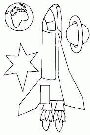 coloring rockets coloring