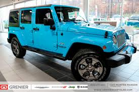jeep wrangler unlimited sport blue new 2017 jeep wrangler unlimited marchepieds écran tactile