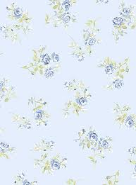 Fabric Shabby Chic by Fabric Shabby Chic Blue Rose Floral By P U0026b Textiles Small Blue