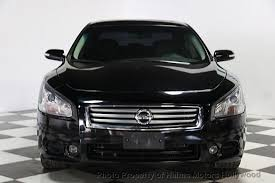 2008 Nissan Maxima Interior 2013 Used Nissan Maxima 4dr Sedan 3 5 Sv At Haims Motors Serving