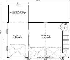 garage floor plans 3 car garage with apartment garage plans alp 09aj 2 car garage width