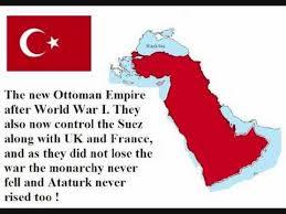 New Ottoman Empire Alternate History Greater Ottoman Empire