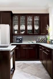 kitchen tile countertop edge options kitchen cabinets canada